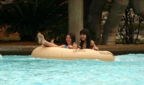 Typhoon Lagoon : Mis nenas muertas de risa