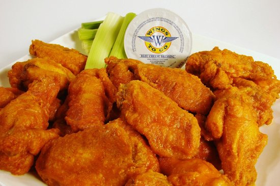 Wings To Go: World's Best Wings