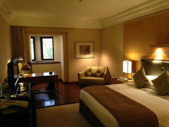 InterContinental Riyadh: Executive Club Rooms
