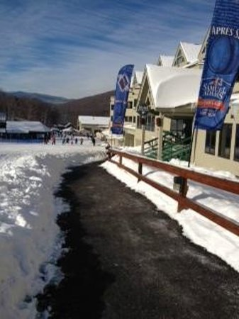 Mountain Club On Loon: Beautiful view of Loon Mountain Club
