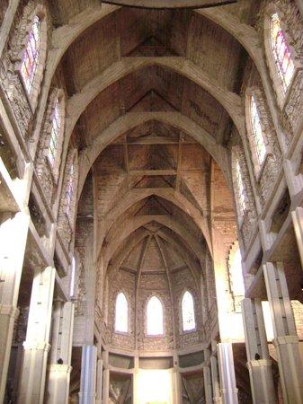 Catedral de San Carlos de Bariloche : interior da catedral