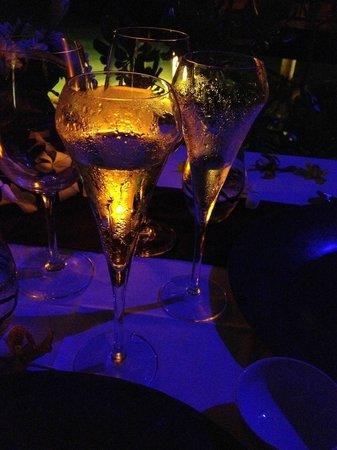 Restaurant Le Lotus : soirée d'anniversaire