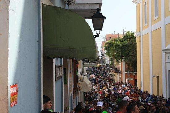 Calle San Sebastian: Una de las calles