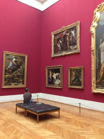 Pinacoteca Antigua: Alte Pinakothek