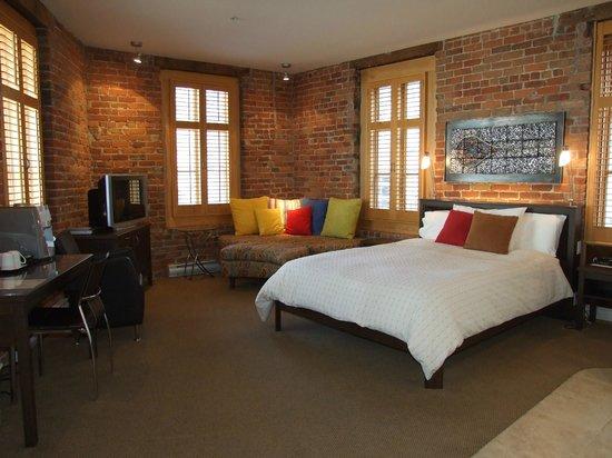 Hotel Le Vincent: Chambre 4 - wow!