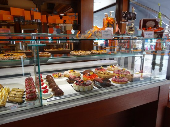 Confiserie Paries : Pastries choices