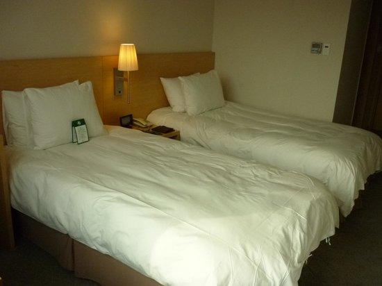 Hotel Venue G: ちょっと柔らか目のベットでした