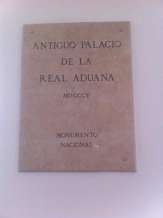 Chilenisches Museum für präkolumbische Kunst: Emplazado en el Palacio de la Real Aduana
