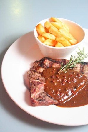 Geebung RSL: Steak