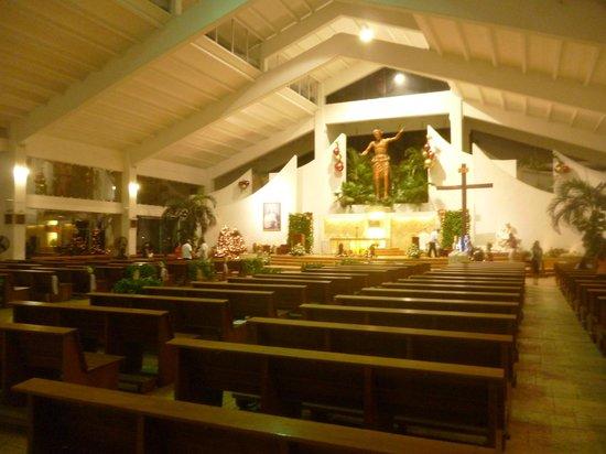 Parroquia de Cristo Resucitado: Parroquia en zona hotelera Cancún