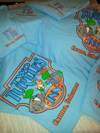 Two Turtles Inn: Memorbilia T-Shirts