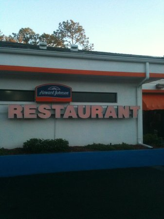 Howard Johnson Inn - Ocala FL : Howard Johnson Restaurant