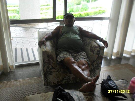 Hotel Sesc Nogueira: Relaxando