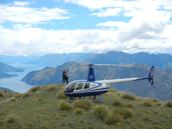 Wanaka Helicopters: another breathtaking view