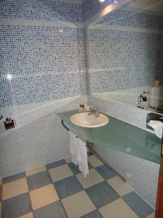 CDH Hotel Villa Ducale: Ótimo banheiro