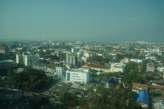 Le Meridien Chiang Mai: View from our Room