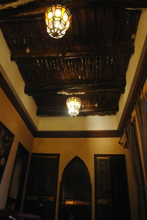 Riad Basma : Our room