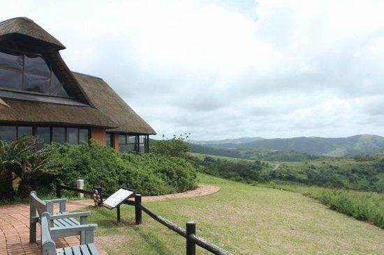 Hluhluwe Umfolozi Hilltop Camp: Restaurant-Bar