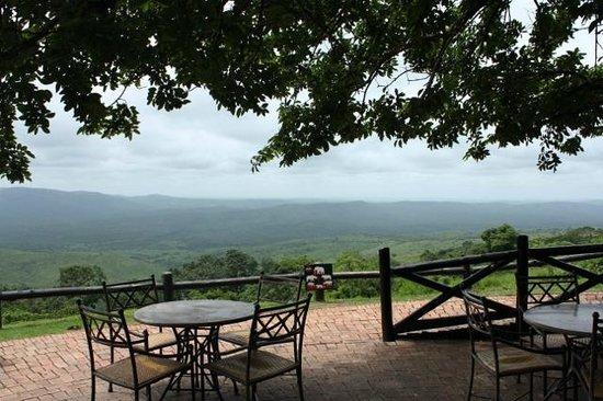 Hluhluwe Umfolozi Hilltop Camp: Terrace