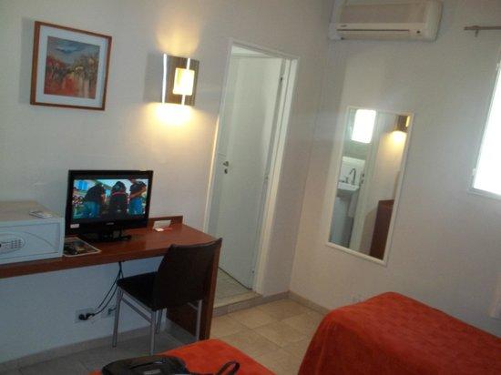 Merit Gran Hotel Victoria: habitaciones del 4to piso (las mas completas y modernas)