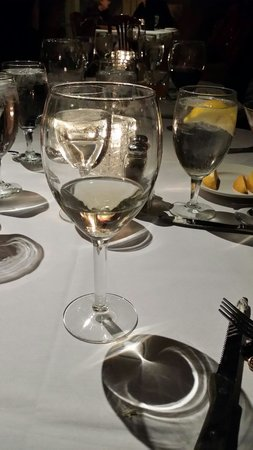 Mere Bulles: Wine glass
