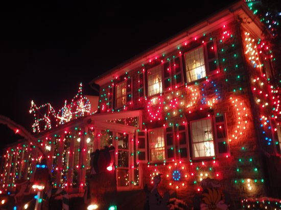 Christmas Village - Picture of Koziar's Christmas Village ...
