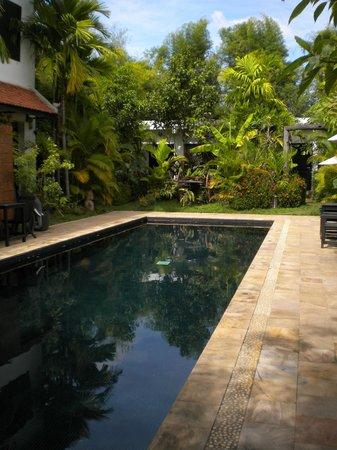 Bunwin Boutique Hotel : pool