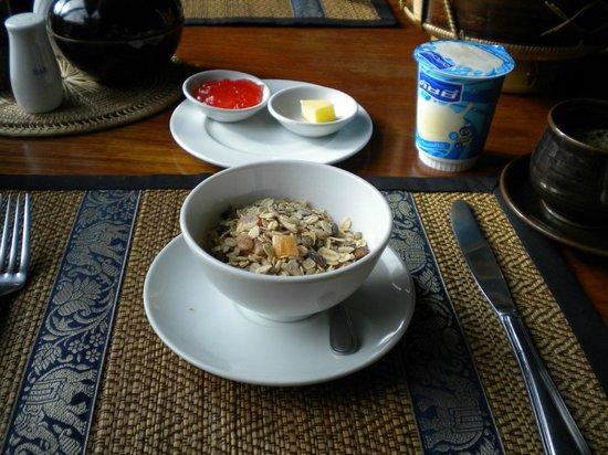 Bunwin Boutique Hotel: breakfast