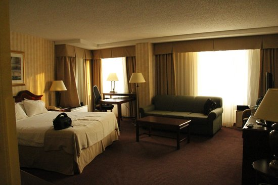 Holiday Inn Washington - Capitol : Room 681