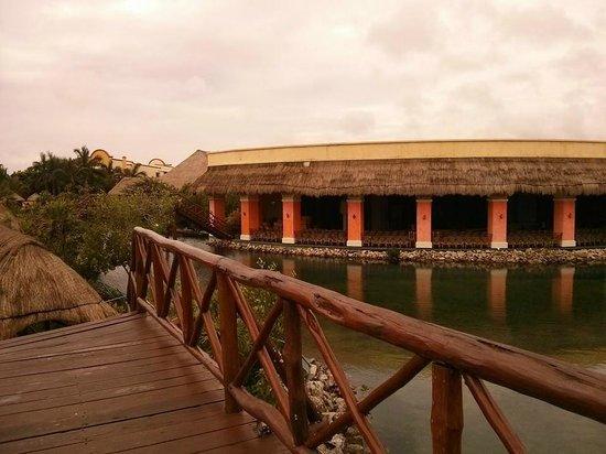 Grand Palladium Colonial Resort & Spa : White Sant