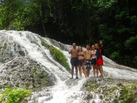 Vanuatu Ecotours: Cascades de LOLOLIMA en Janvier 2014