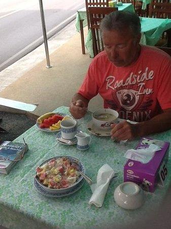 Da Papa: ontbijt met vers fruit