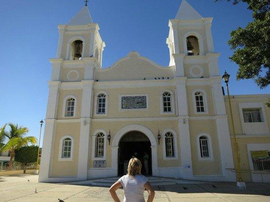 Barcelo Gran Faro Los Cabos : Église à San Jose del Cabo
