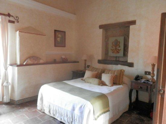 Hotel Los Pasos: Habitacion