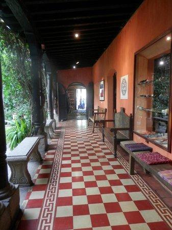 Hotel Los Pasos: Corredor