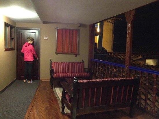 Casa Andina Standard Cusco San Blas: Entering 214