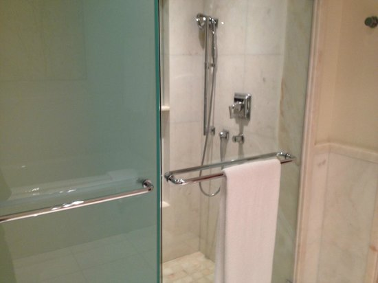 The Ritz-Carlton, Toronto: Shower