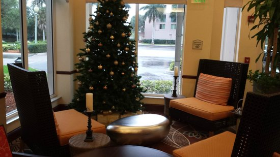 Hilton Garden Inn Ft. Lauderdale SW/Miramar : lobby