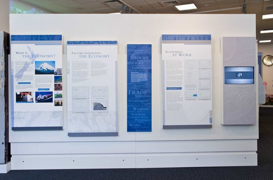 Reserve Bank Museum: Economists