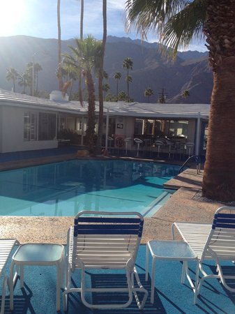 Palm Springs Rendezvous: Pool, Palms and Mountains!