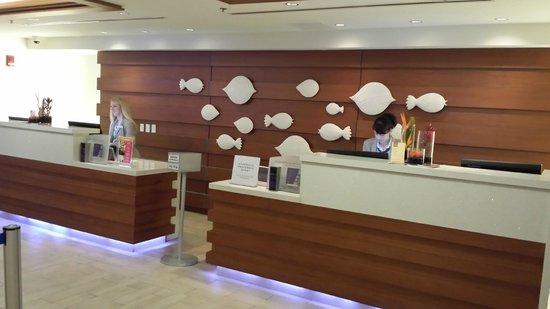 B Ocean Resort Fort Lauderdale: lobby