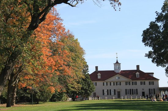 George Washington's Mount Vernon: The Mansion