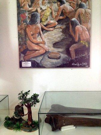 Pedra de Inga: Indigenas