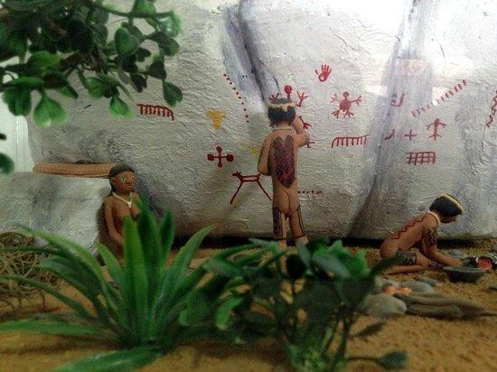 Pedra de Inga: como viviam os indigenas