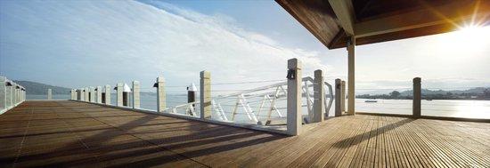 Star Marina Watersports: Jetty