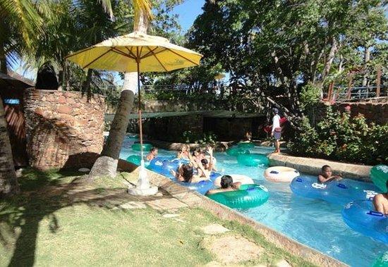 Acqua Beach Park Resort: Corredeiras