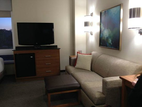 Hyatt Place New York Midtown South: Room