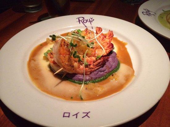 Roy's : Tiger Shrimp