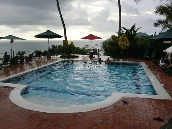 Hotel Costa Verde : The adult pool