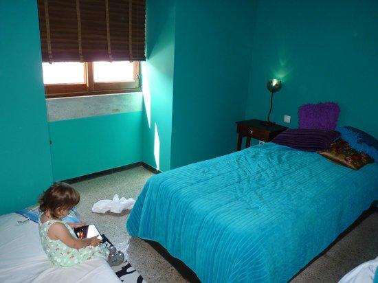 Lisbon Short Stay Apartments Baixa : Sleeping area (part of)